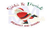 DMMF Kids Breakfast & Skate with Santa